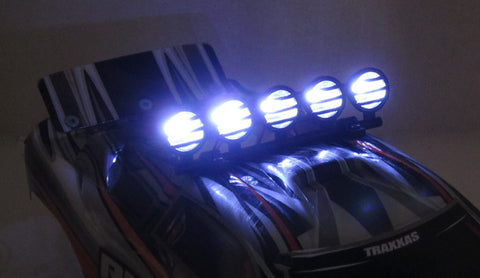 Common Sense RC 1/10 Crawler LED Light Bar Set- Black | RC Overstock