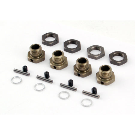 17mm Hex Adapter Set (4): LST2, MUG