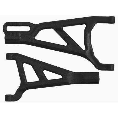 RPM Black Front Left A-arms for the Traxxas Summit RVO | RC Overstock