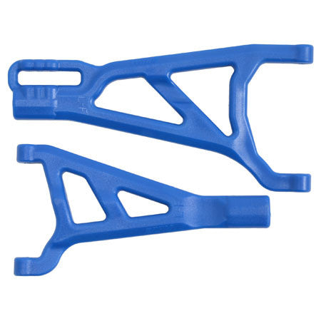 RPM Blue Front Left A-arms for the Traxxas Summit Revo | RC Overstock