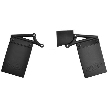 RPM Mud Flaps and Number Plate Kit (use with RPM73112) | RC Overstock