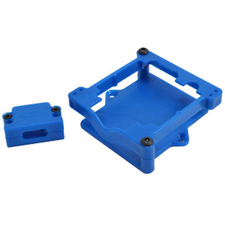 RPM ESC Cage Sidewinder 3, Blue, SLH,ST,RU,BA | RC Overstock