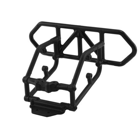 RPM Rear Bumper, Black: SLH 4x4 | RC Overstock