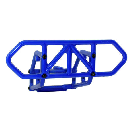 RPM Rear Bumper, Blue: SLH 4x4 | RC Overstock