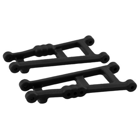 RPM Rear A-Arms (2), Black: RU, ST | RC Overstock