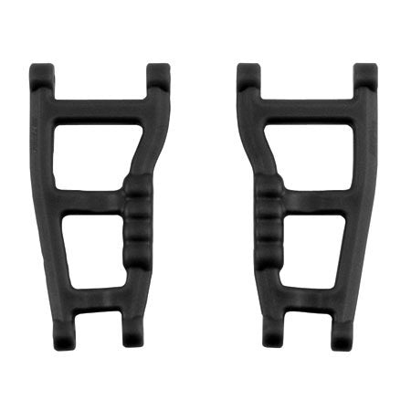 RPM Rear A-Arms, Black: Slash | RC Overstock