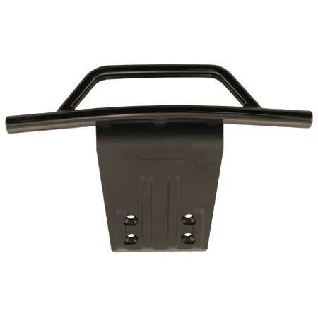 RPM Front Bumper and Skid Plate, Black: SLH | RC Overstock