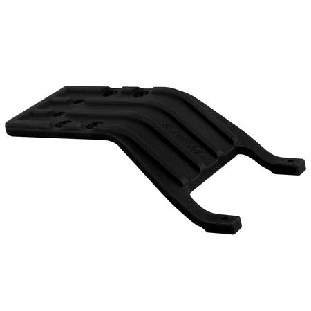RPM Rear Skid Plate, Black: SLH | RC Overstock
