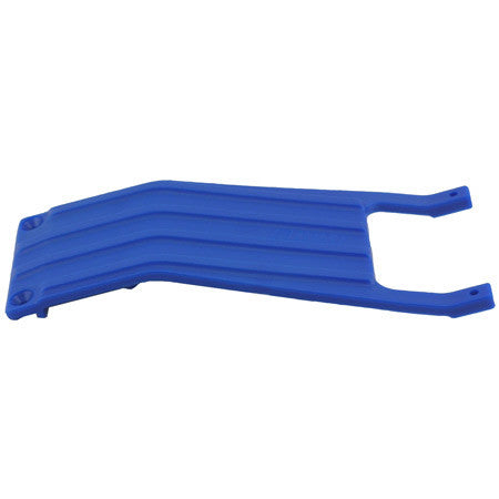 RPM Front Skid Plate, Blue: SLH | RC Overstock