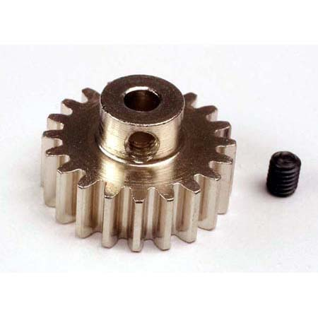 Traxxas 32P Pinion Gear,21T | RC Overstock
