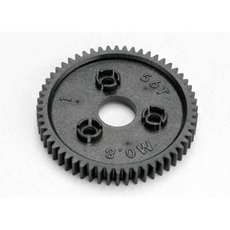 Traxxas 56T Spur Gear: Jato, EMX | RC Overstock
