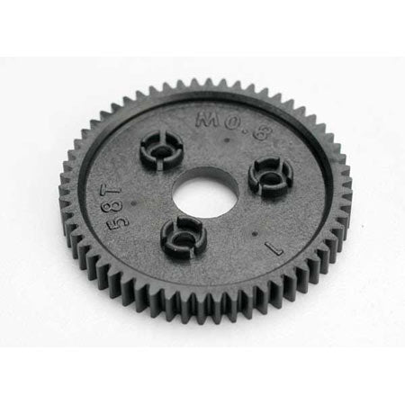 Traxxas 58T Spur Gear: Jato, EMX | RC Overstock