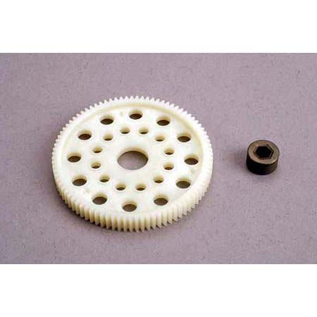 Traxxas 48P Spur Gear 87T | RC Overstock