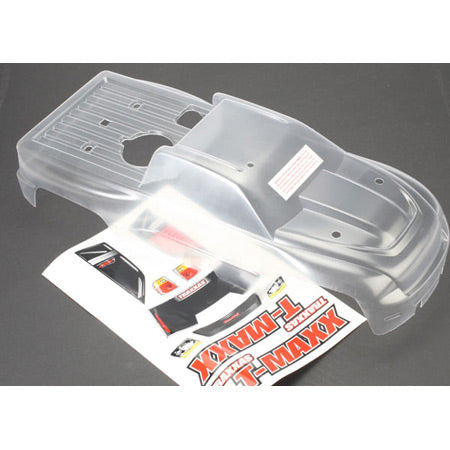 Traxxas Clear Body:4809 T-Maxx 3.3 | RC Overstock