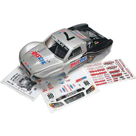 Traxxas Scott Douglas/Mike Oberg Painted Body: Slash 4x4 | RC Overstock