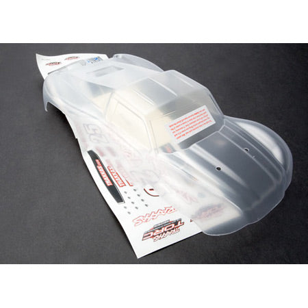 Traxxas Clear Body: 1/16 SLH | RC Overstock