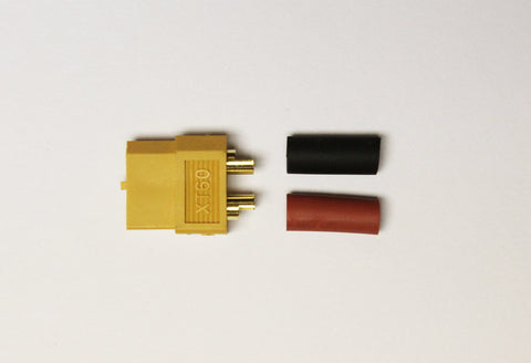 RC Overstock XT60 Connector Female (single) | RC Overstock