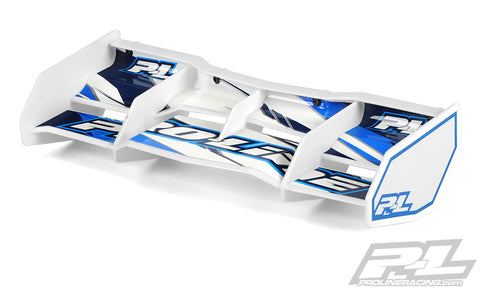 Trifecta White Wing for 1/8 Buggy or Truck