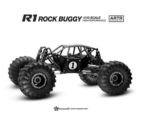 Gmade R1 ARTR Rock Buggy (BLACK VERSION) | RC Overstock