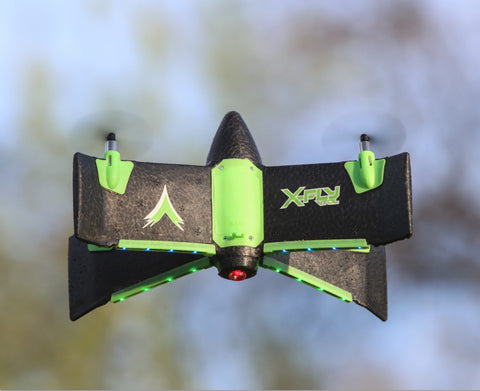 Rage RC Rage RC X-Fly VTOL RTF Aircraft | RC Overstock