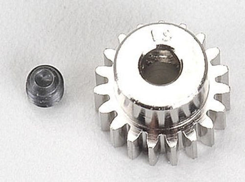Robinson Racing 19T, 48P STEEL PINION GEAR | RC Overstock