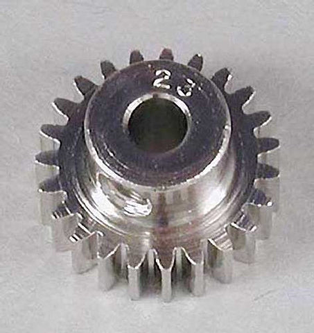 Robinson Racing 23T, 48P STEEL PINION GEAR | RC Overstock