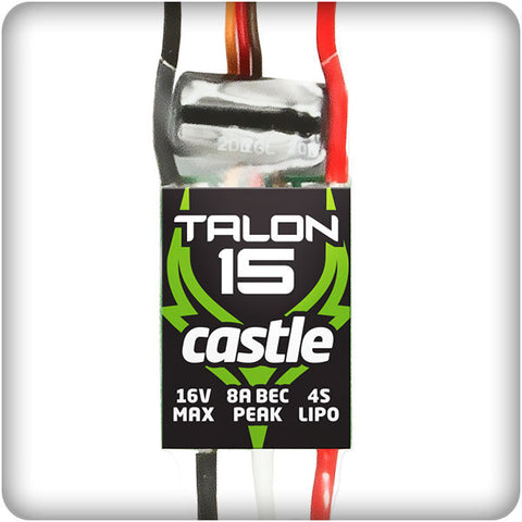 Castle Creations Talon 15 BL ESC | RC Overstock