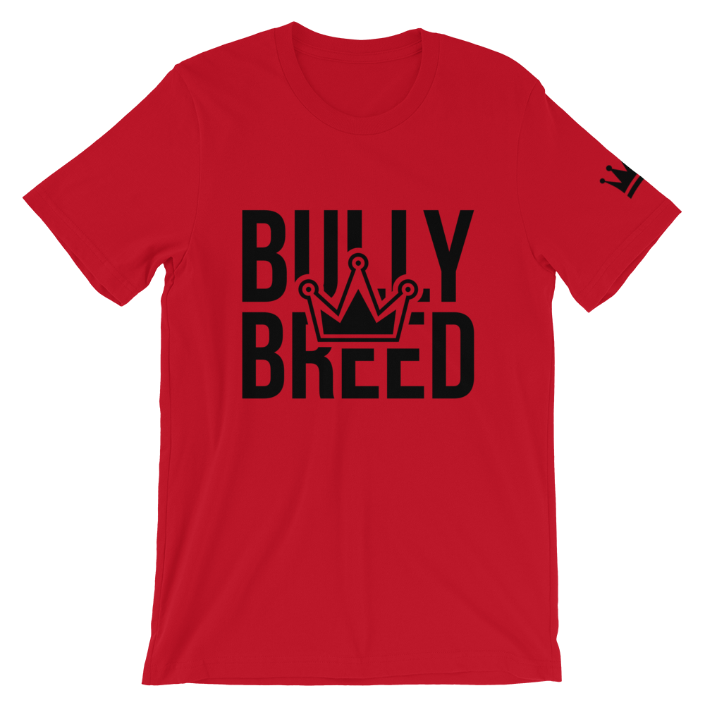 Bully Breed Black Ink T-Shirt-BULLY KING Magazine