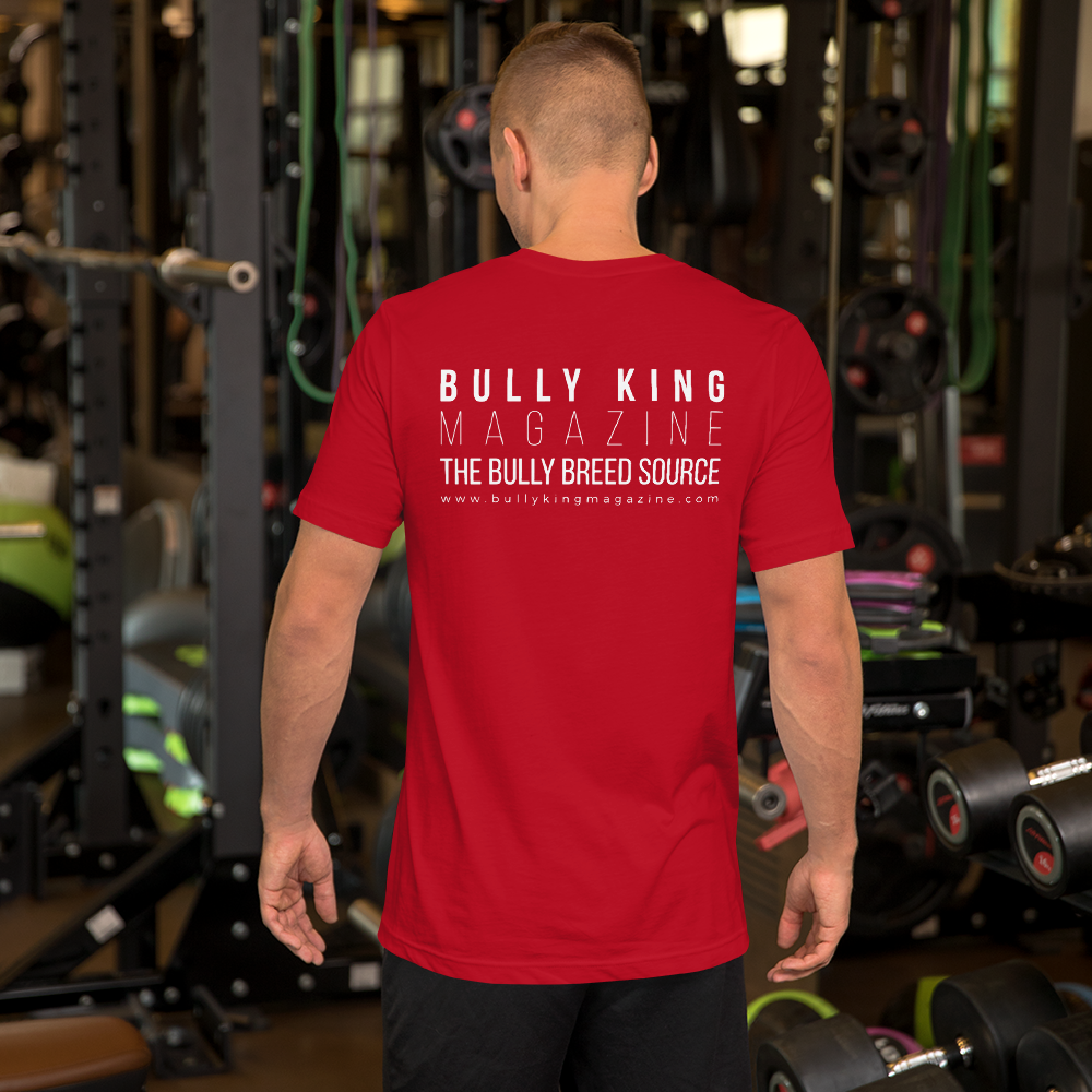 Bully Breed Premium Fit T-Shirt-BULLY KING Magazine