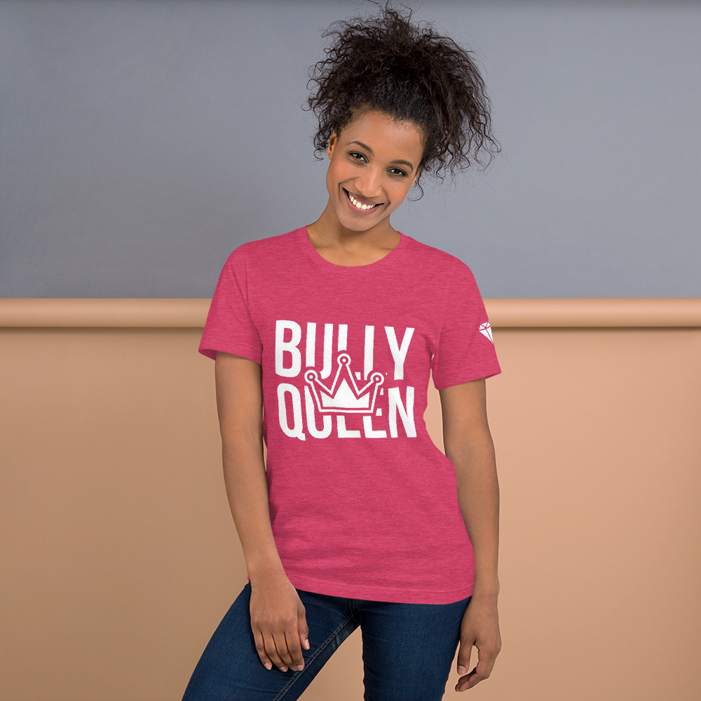 Bully Queen Women's T-Shirt-BULLY KING Magazine