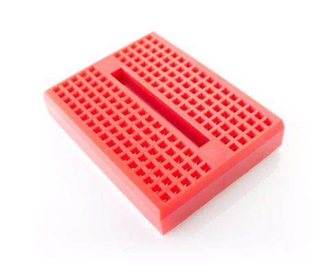 170 Tie-points Mini Solderless Prototype Breadboard (various colours)
