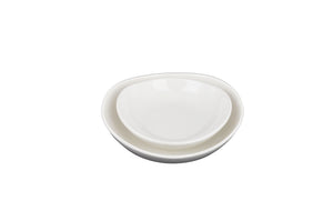 Melamine KP Classic Round Saucers and Banchan Dishes (Case), Tabletop - eKitchenary