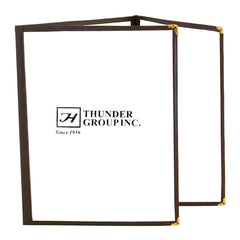 Triple Fold Menu Cover (10 Pack), Tabletop - eKitchenary