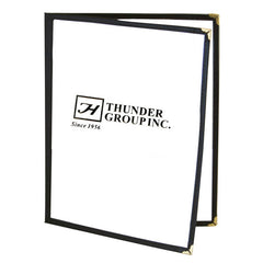 Double Fold Menu Cover (10 Pack)