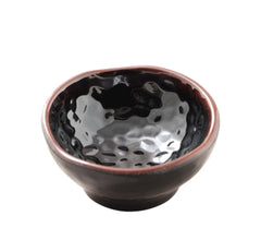 Melamine Tenmoku Wave Bowl (12 Pack), Melamine - eKitchenary