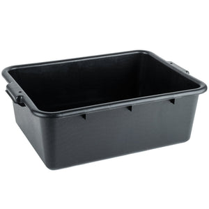 Polyethylene Bus Boxes, Janitorial - eKitchenary