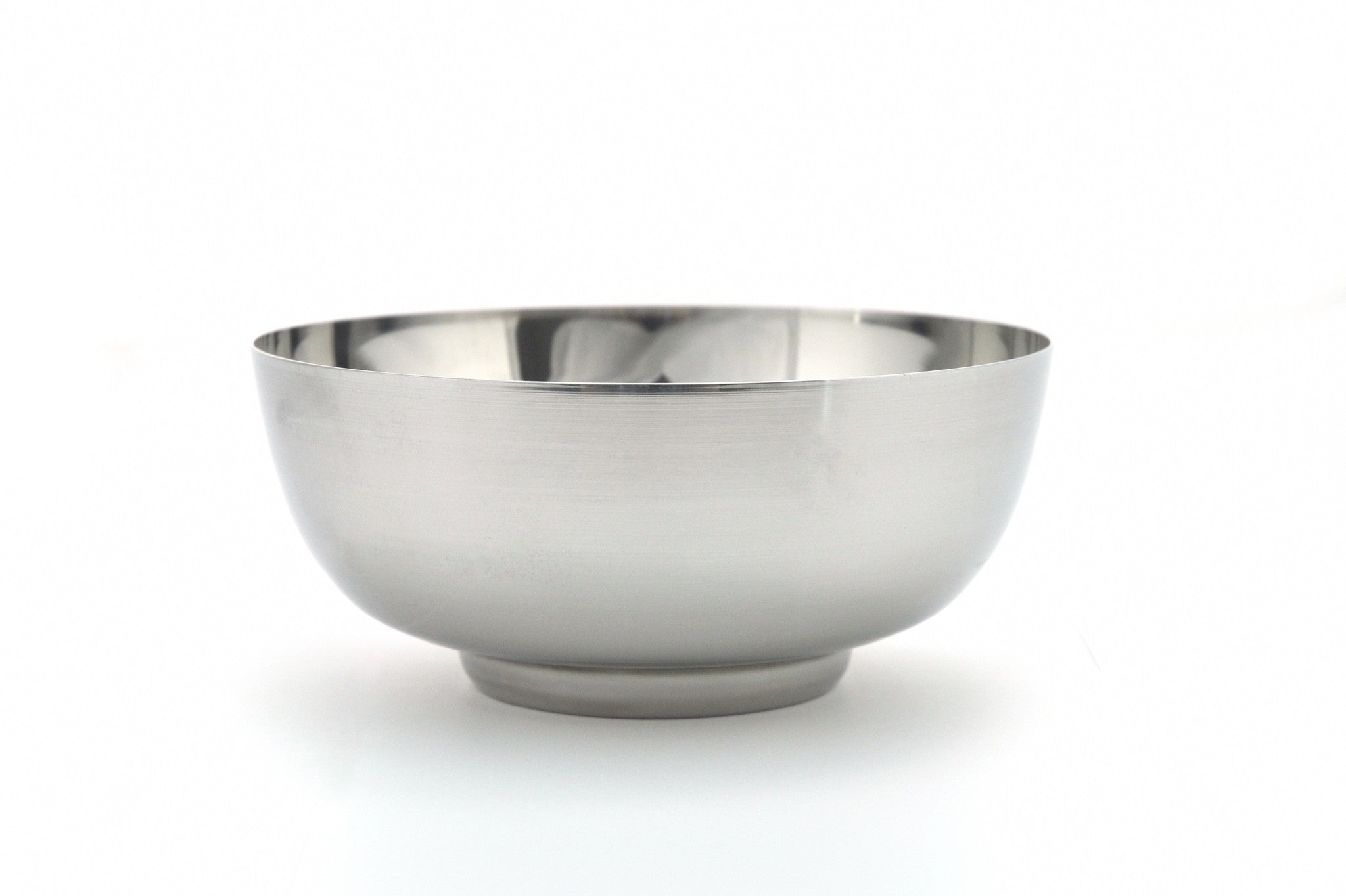 Stainless Steel Naengmyun Bowl 냉면, Stainless Steel - eKitchenary