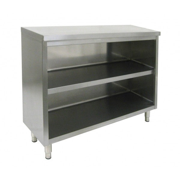 Stainless Steel Flat Top Dish Cabinet Tables, Equipment - eKitchenary