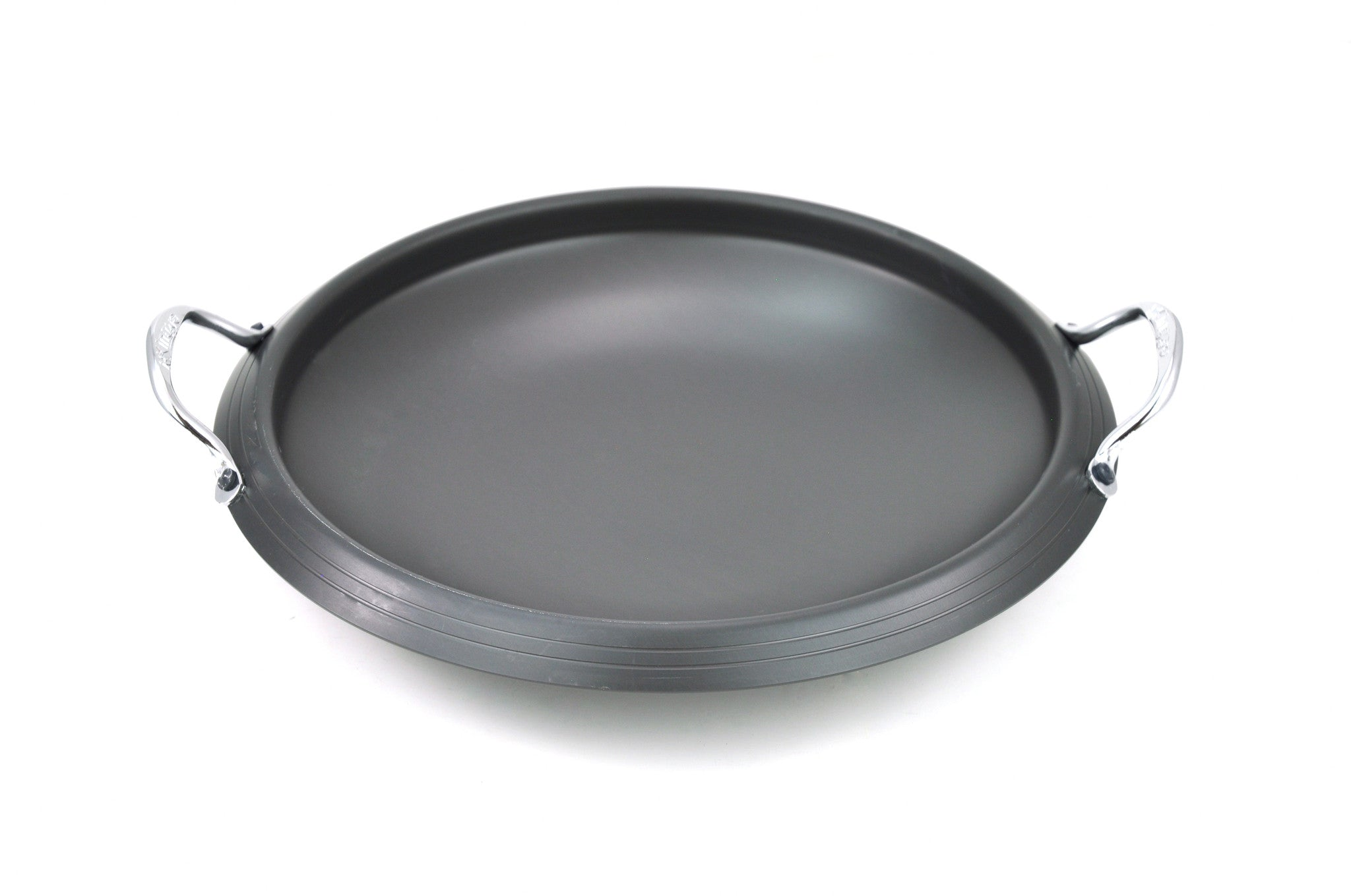Anodized Aluminum Wok 경질 신형 정골 냄비 (Case-10pcs), Aluminum - eKitchenary
