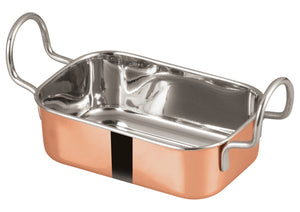 Copper Plated Mini Pots & Pans,  - eKitchenary