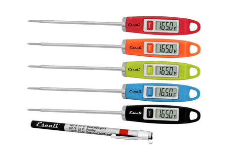Escali Gourmet Digital Thermometer DH1, Kitchen Tools - eKitchenary
