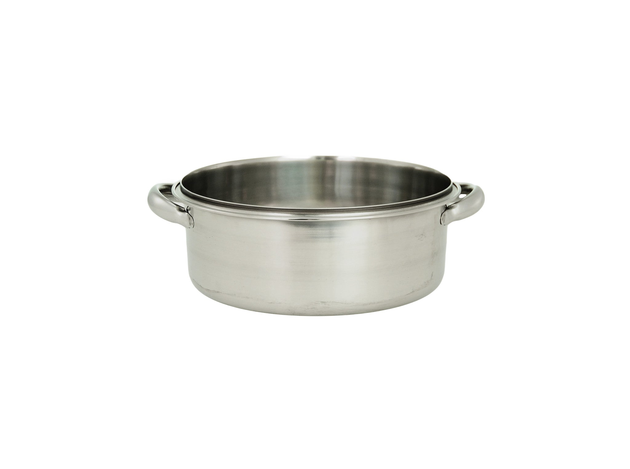 Stainless Steel Custom-Tier Steamer, 스댄 찜기, Cookware - eKitchenary