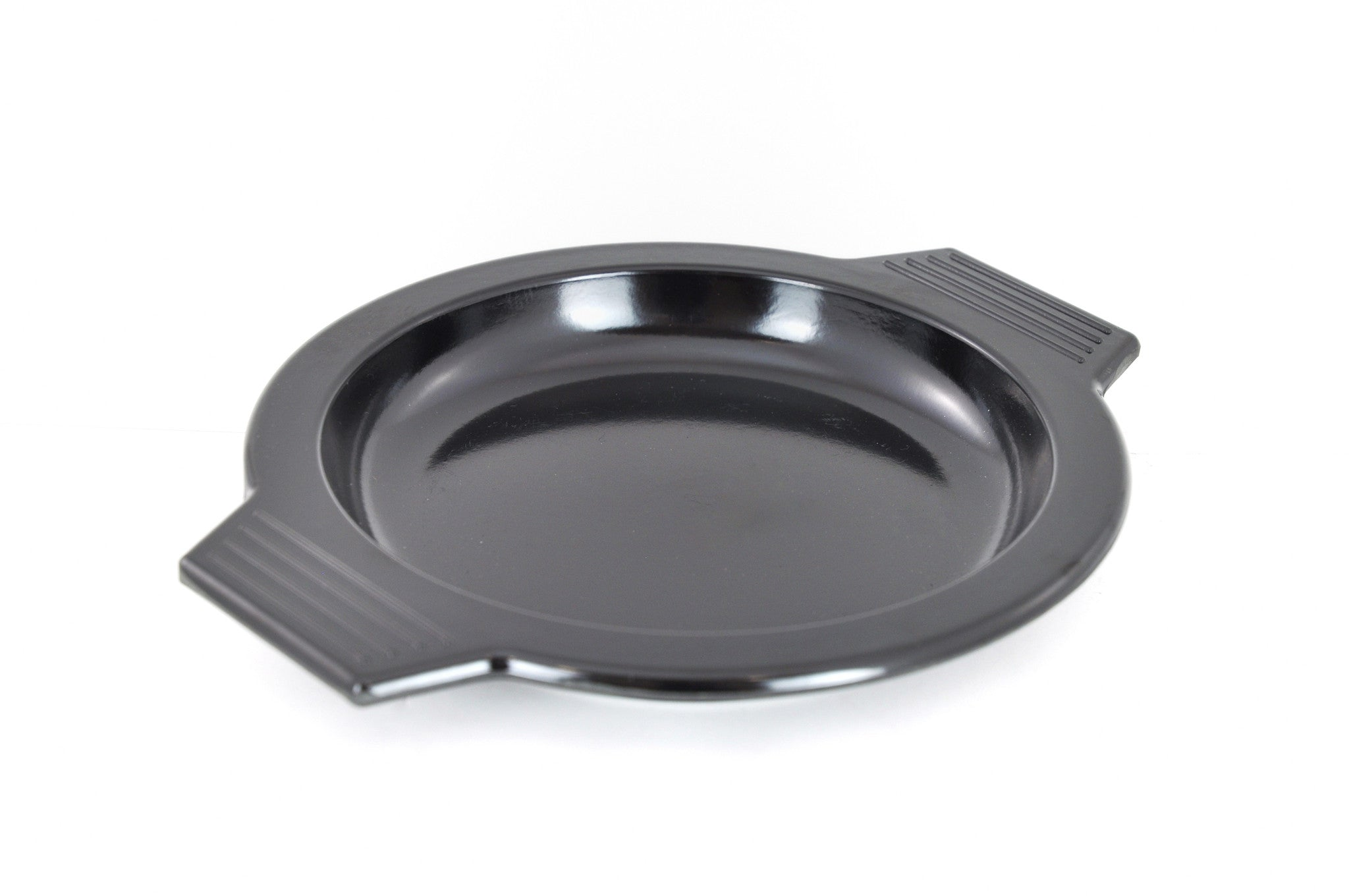 Melamine Black Bases for Korean Stone & Clay Pots, Melamine - eKitchenary