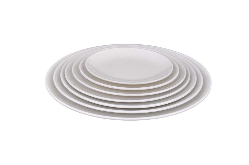Melamine KP Classic Round Plate (12 Pack)