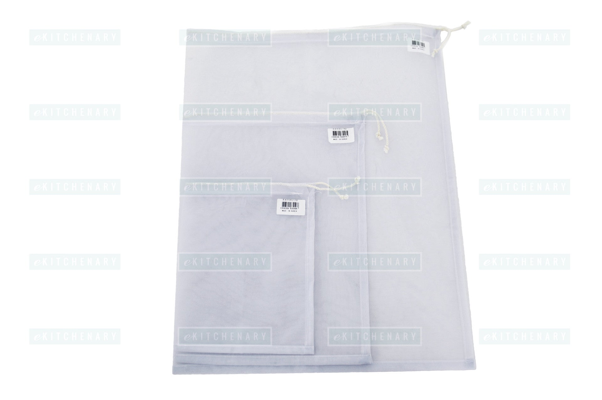 Mesh Straining Nylon Pouch, Fine 통샤 주머니, Kitchen Tools - eKitchenary