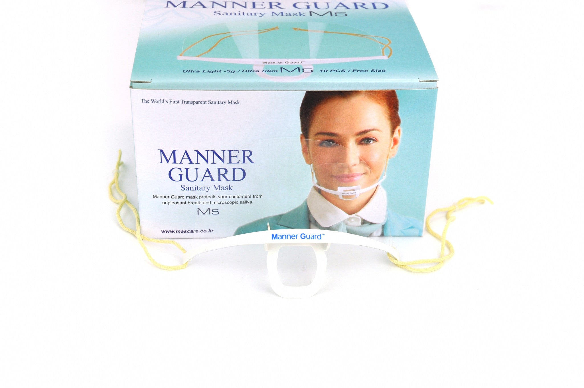 Manner Guard™ Reusable Sanitary Face Mask (10 Pack), Kitchen Tools - eKitchenary