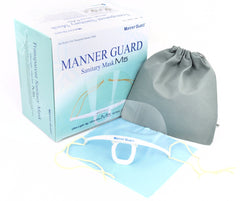 Manner Guard™ Reusable Sanitary Face Mask (10 Pack)