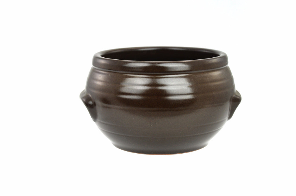 Korean Clay Rice Wine Jar, Banguri 방구리 (Case-10pcs)