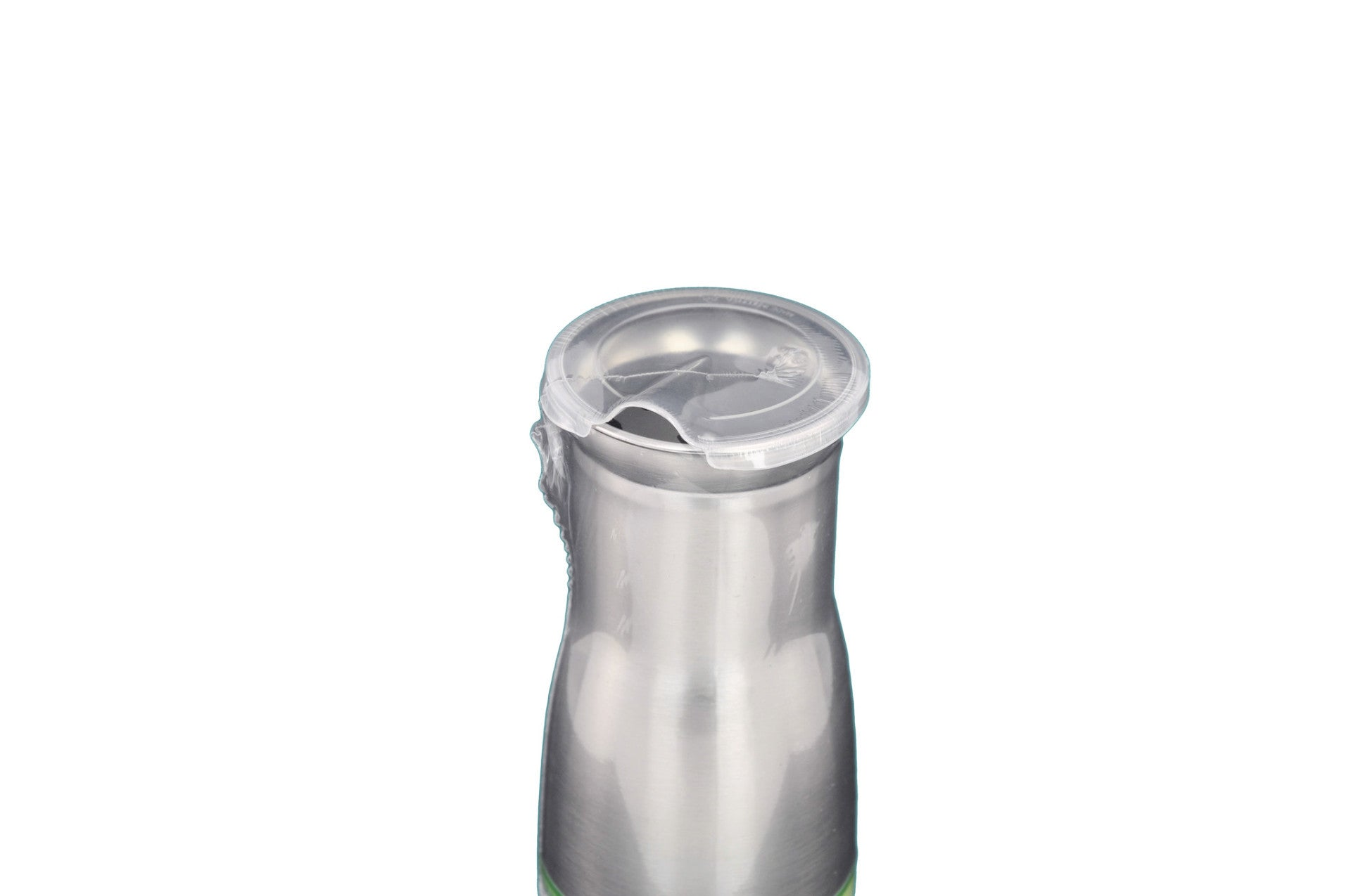 Stainless Steel Water Bottle with Plastic Lid, Tabletop - eKitchenary