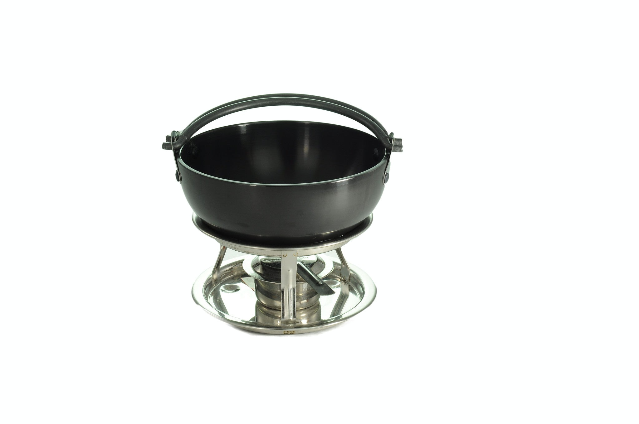 Aluminum Anodized Shabu Shabu Pot, Cookware - eKitchenary
